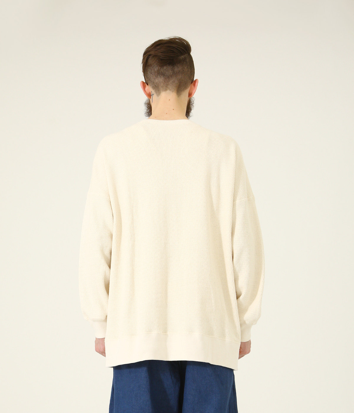 HEAVY THERMAL CREW NECK