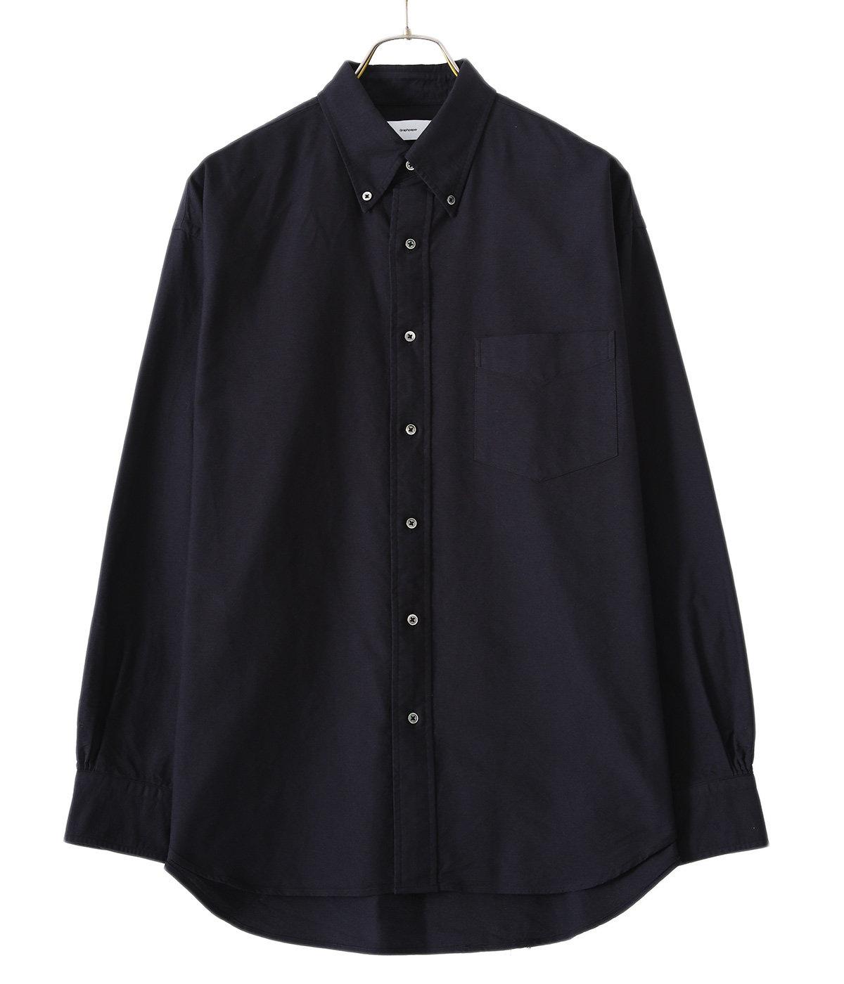 Oxford L/S B.D Box Shirt