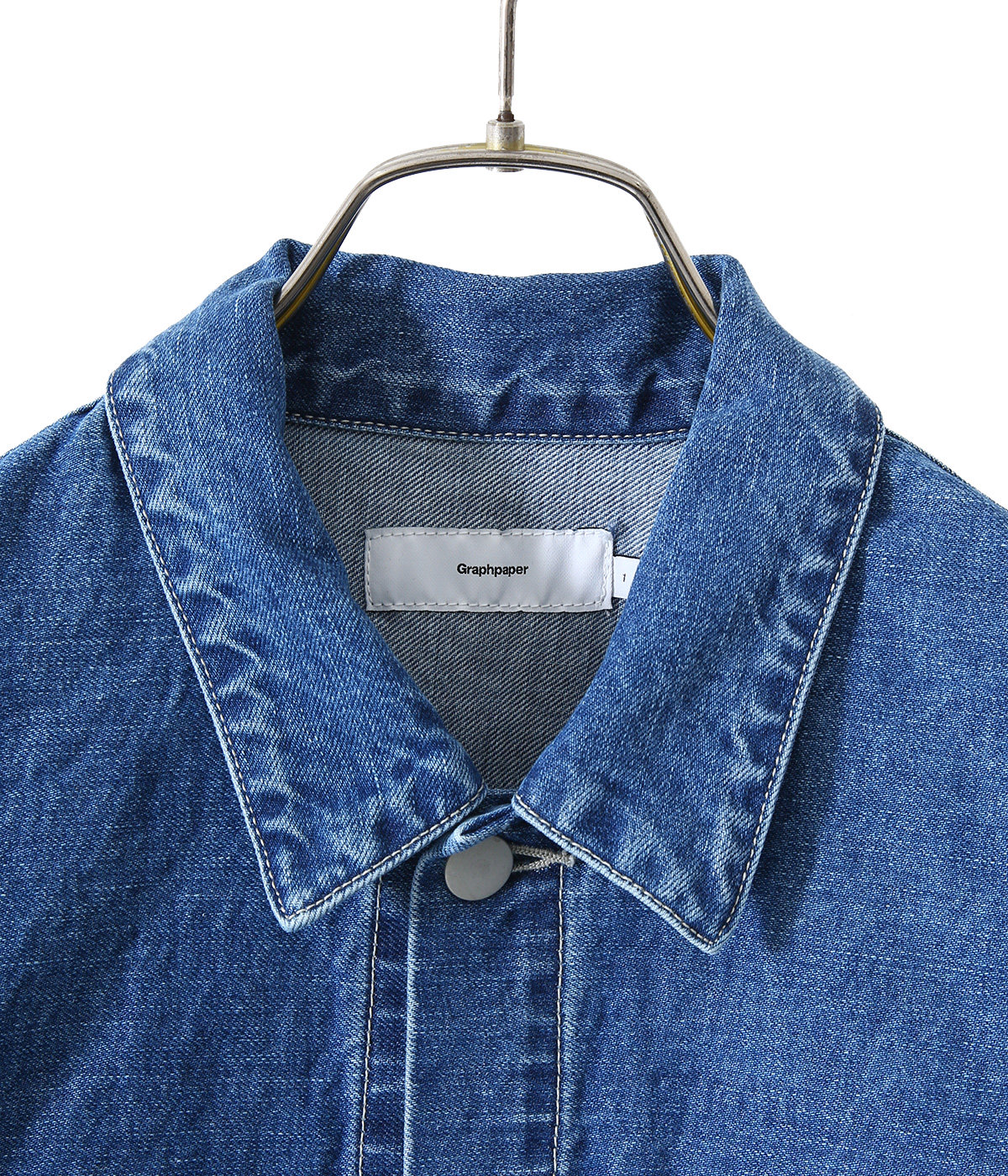 【ONLY ARK】別注 Denim Jacket -Limited-