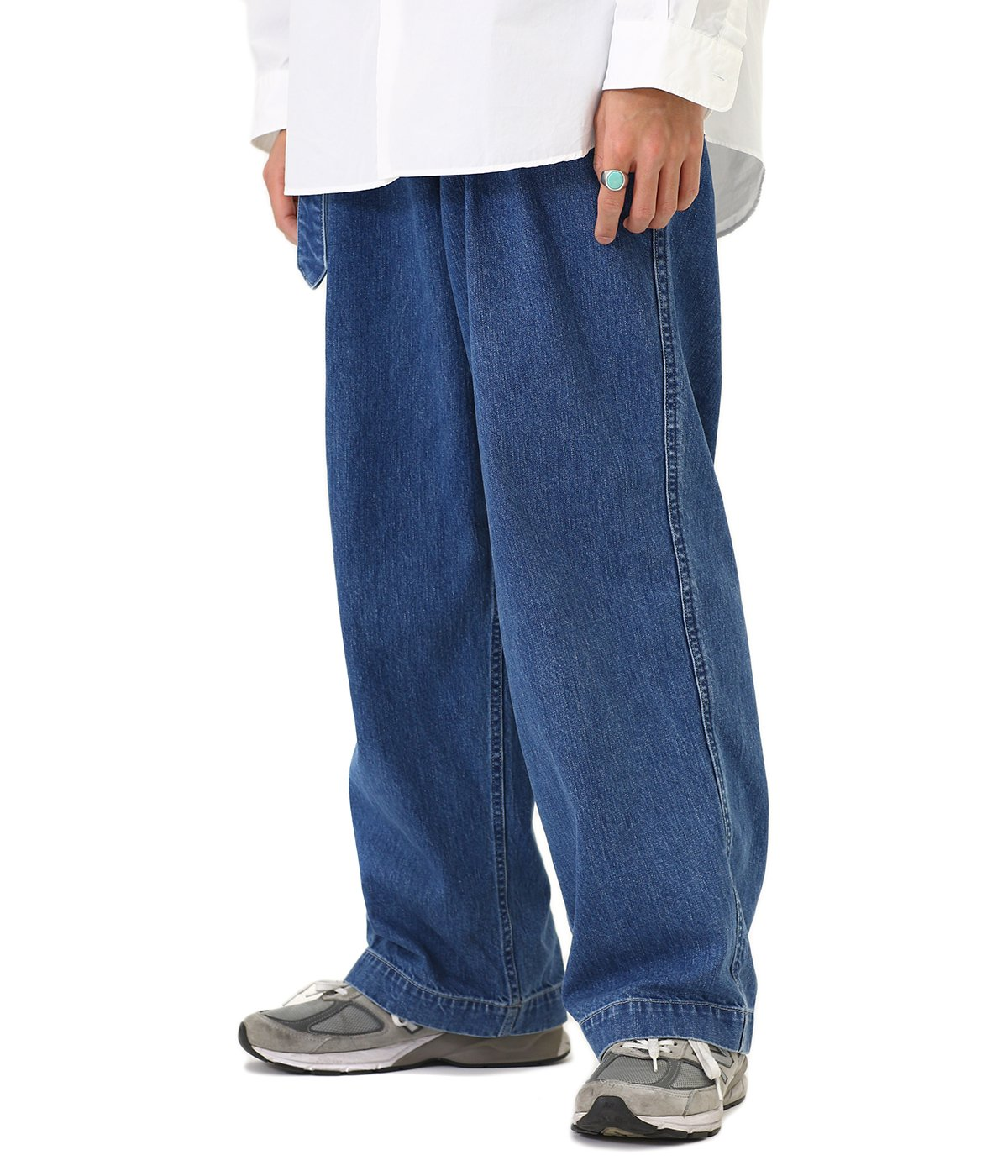 【別注】Belted Denim Pants -Limited-