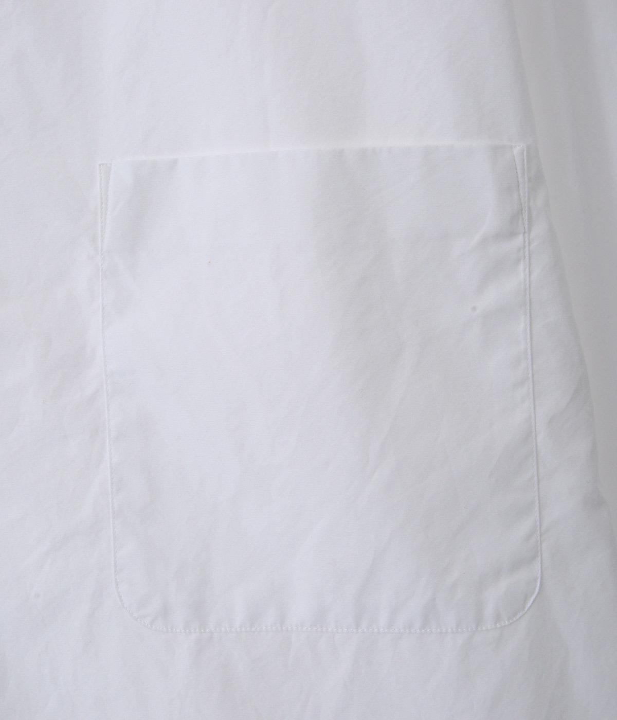 【レディース】Broad Oversized L/S Regular Collar Shirt