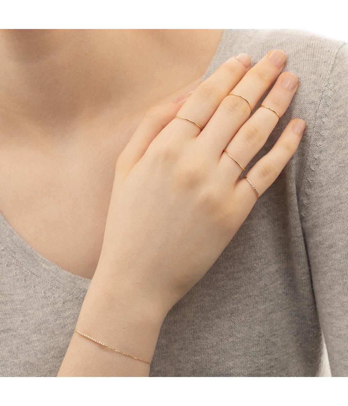 Gossamer Pinky Ring(ピンキーリング)