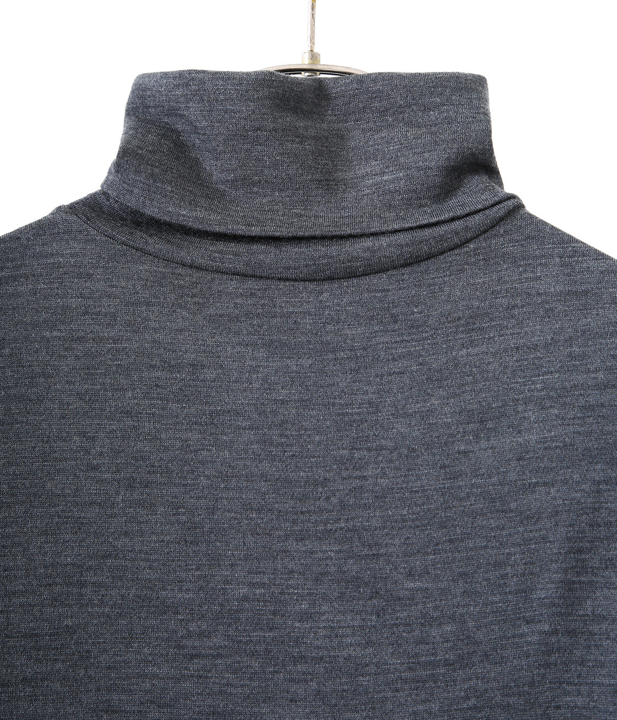 Washable Wool High Neck Tee