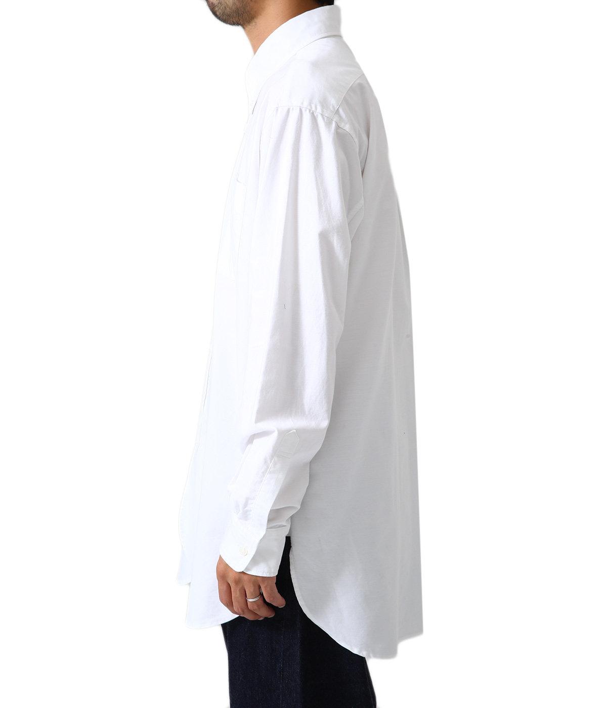 19th BD Shirt - Cotton Oxford