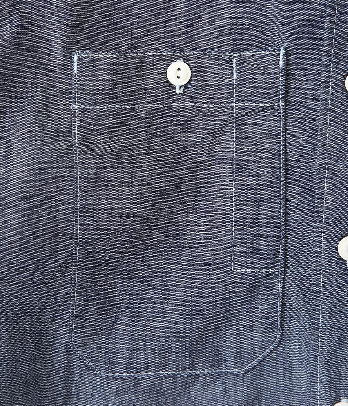 Work Shirt - Cone Chambray