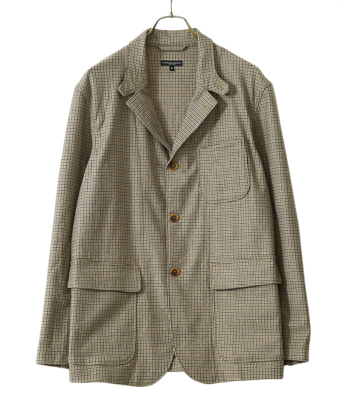 Loiter Jacket - Gunclub Check