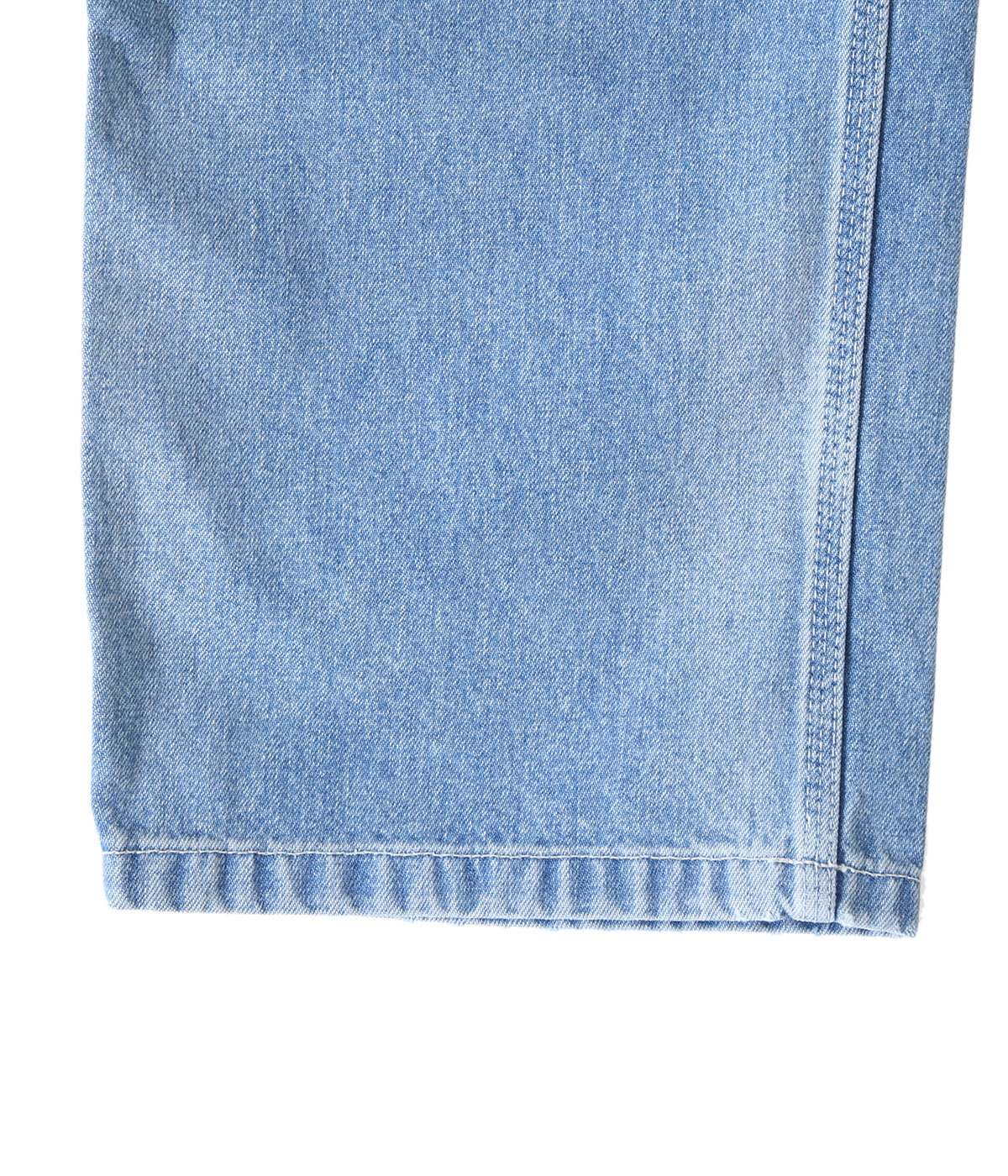 SIMPLE PANT(worn bleached)