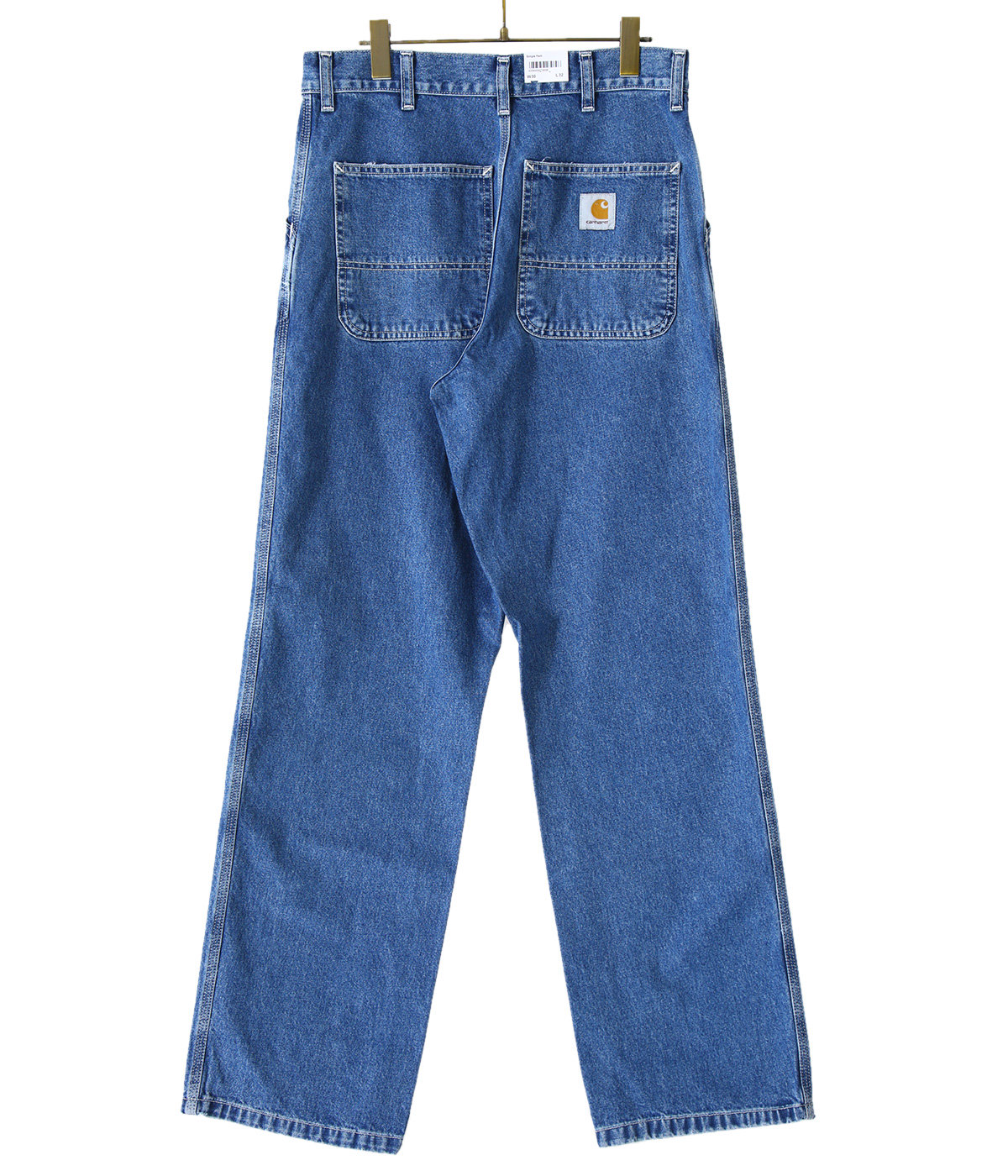 SIMPLE PANT(stone washed)