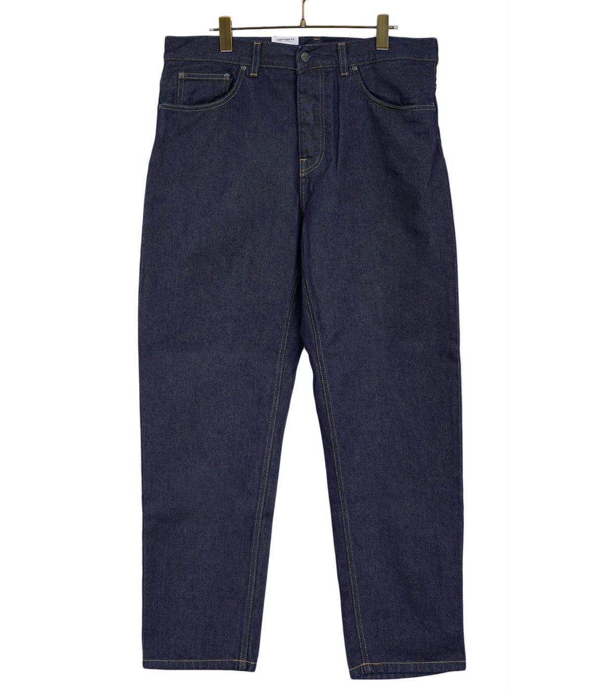 NEWEL PANT -Blue one wash-