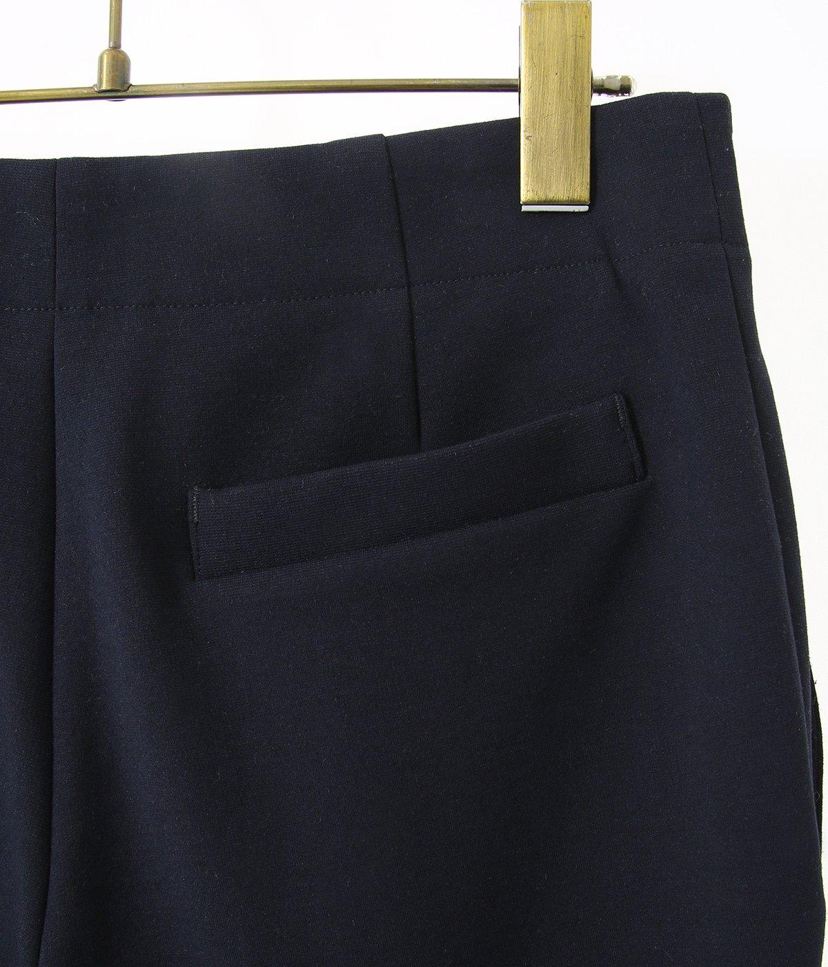 【レディース】Milano Rib Slit Pants
