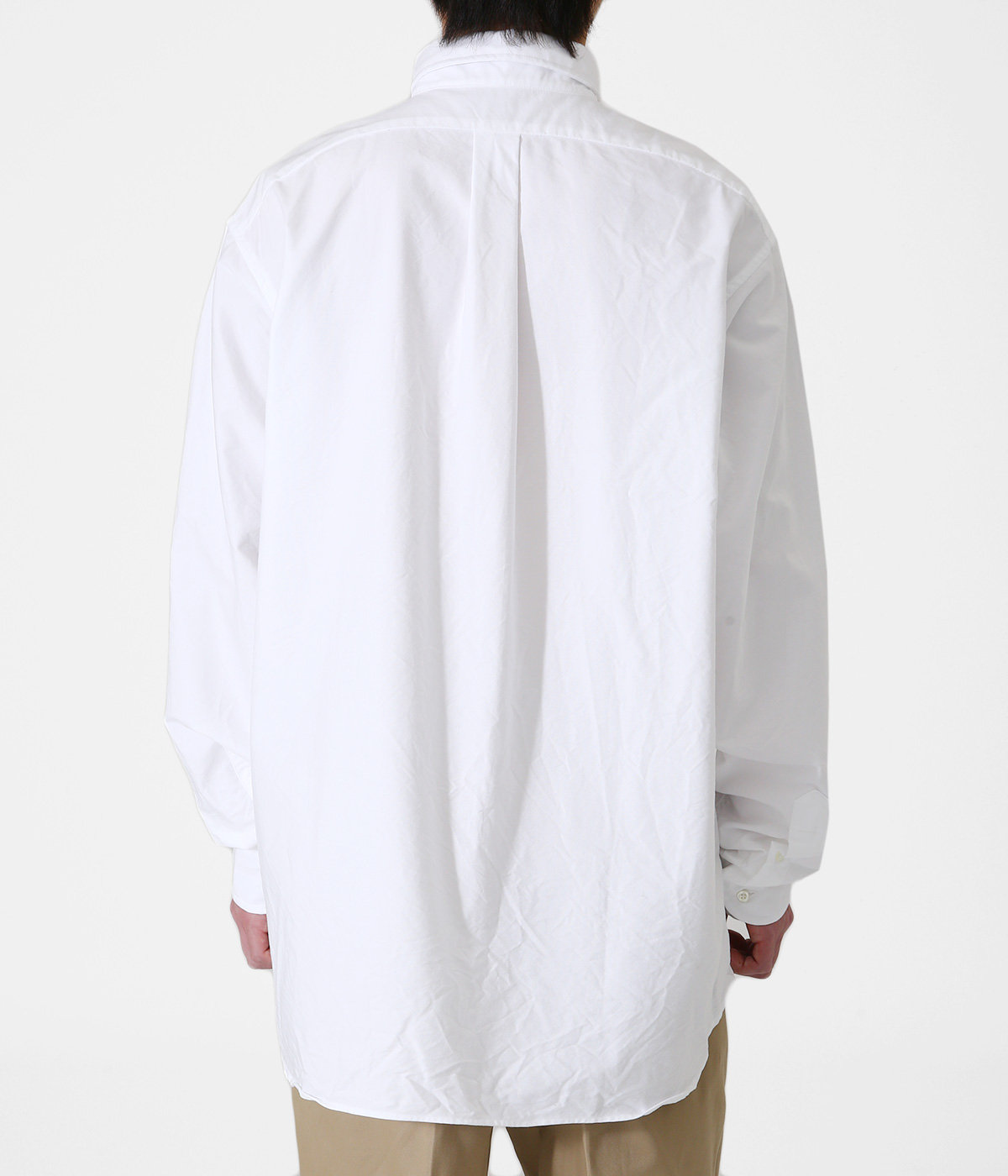 【ONLY ARK】別注 L/S OX B.D shirts