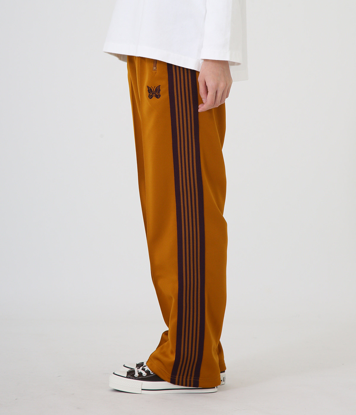 Track Pant-Poly Smooth