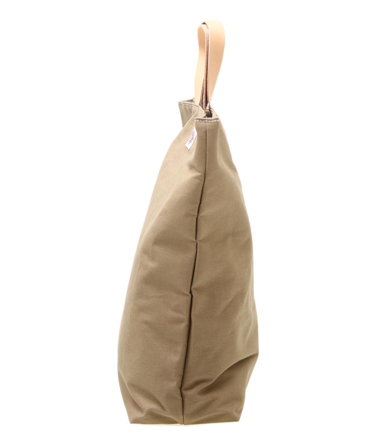 COTTON CANVAS UTILITY BAG (トート)