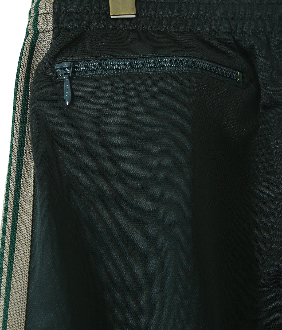 Narrow Track Pant - Poly Smooth
