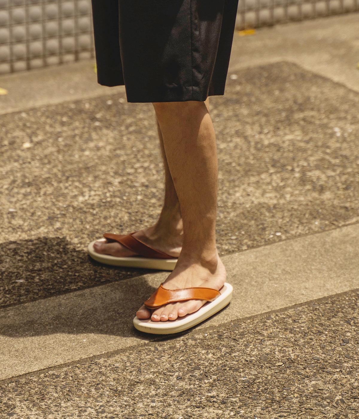 """JOJO×RYO TAKASHIMA×ARKnets 【ONLY ARK】別注 """"BEACH SANDAL"""""""
