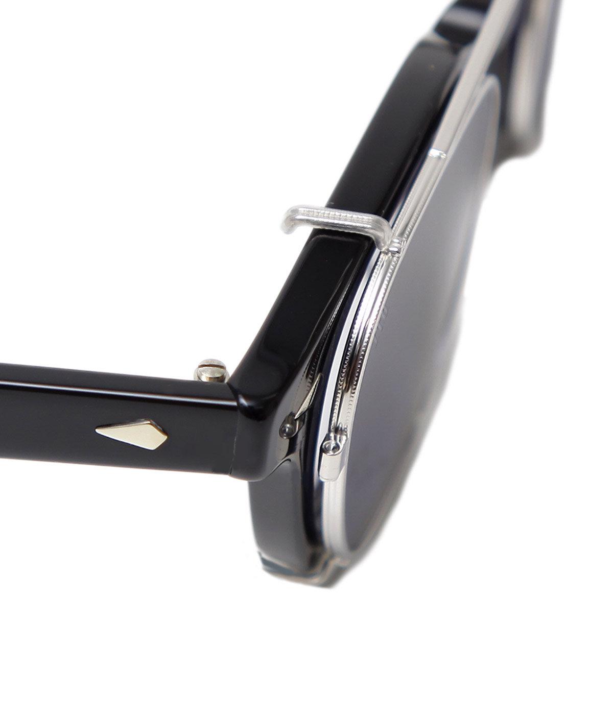 AR44 Clip On - Silver / BL-16 -