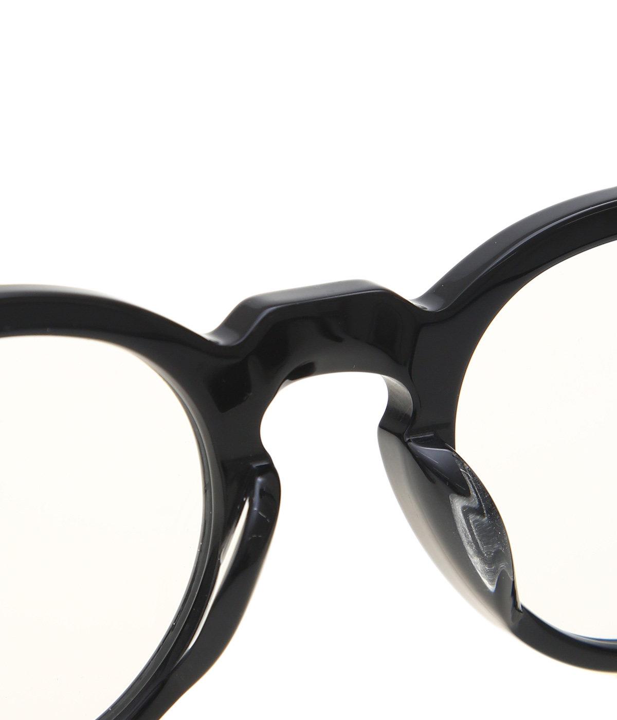 HAROLD 45 -BLACK CLEAR / CR39-