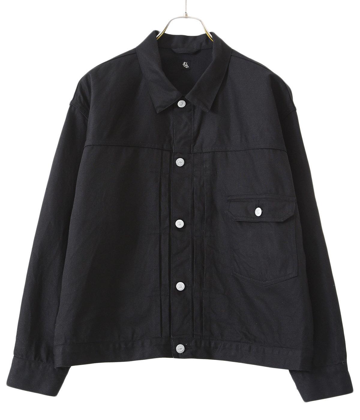 Black Tracker Jacket