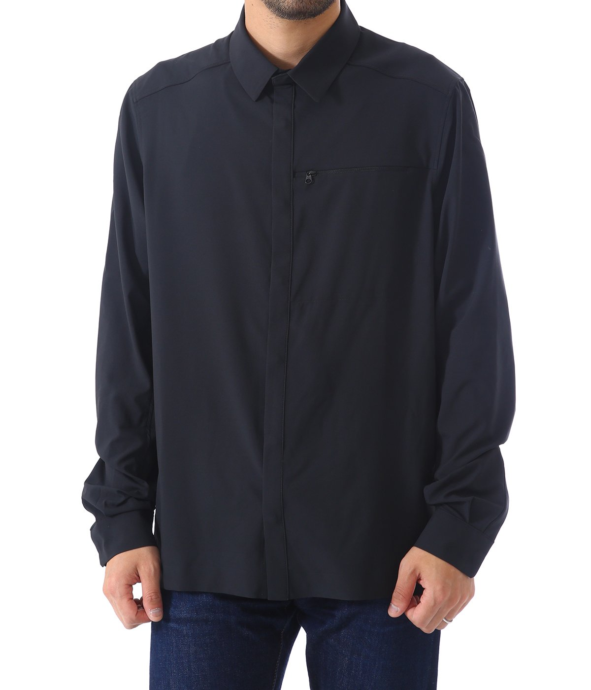 SKYLINE LS Shirt Mens