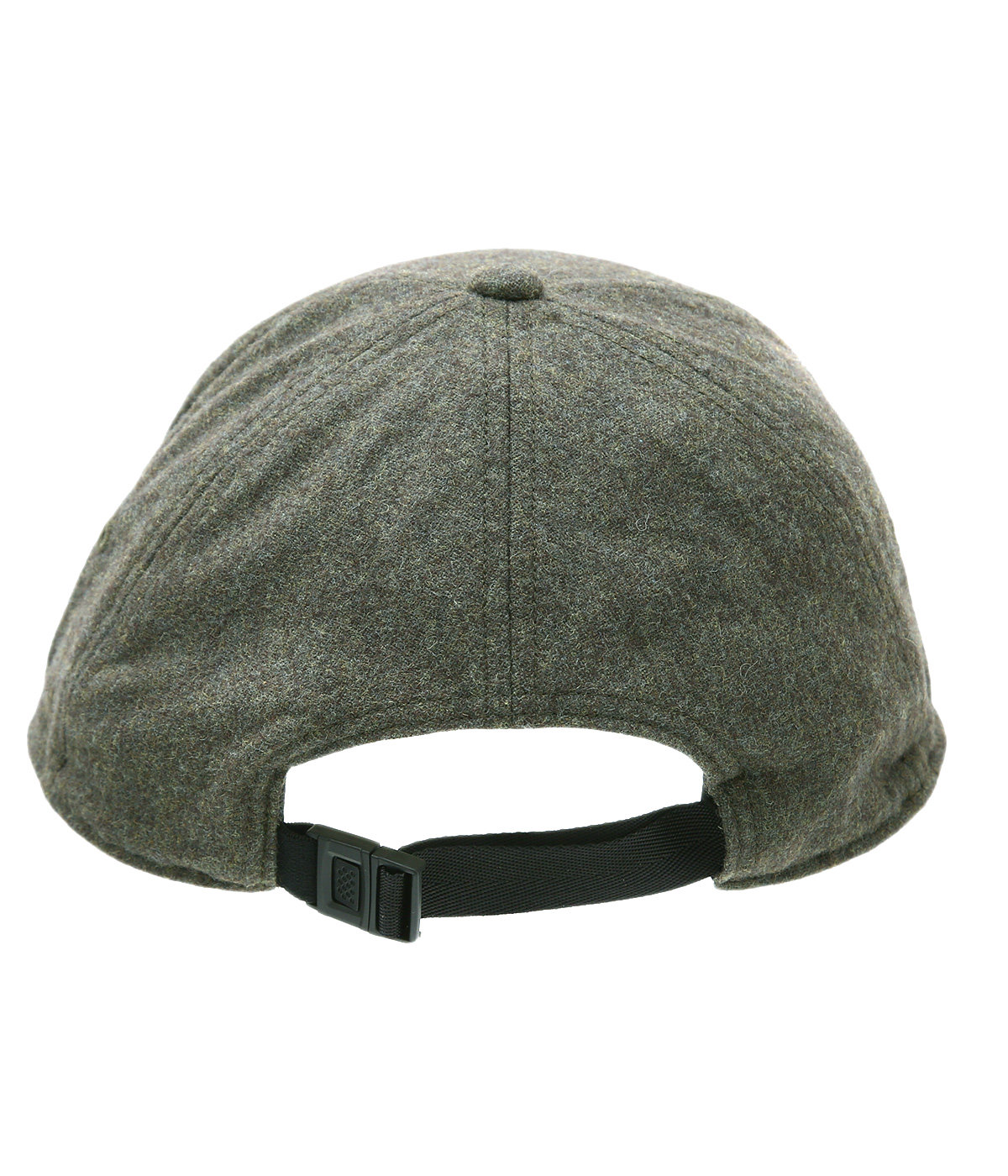 7 Panel Wool Ball Cap