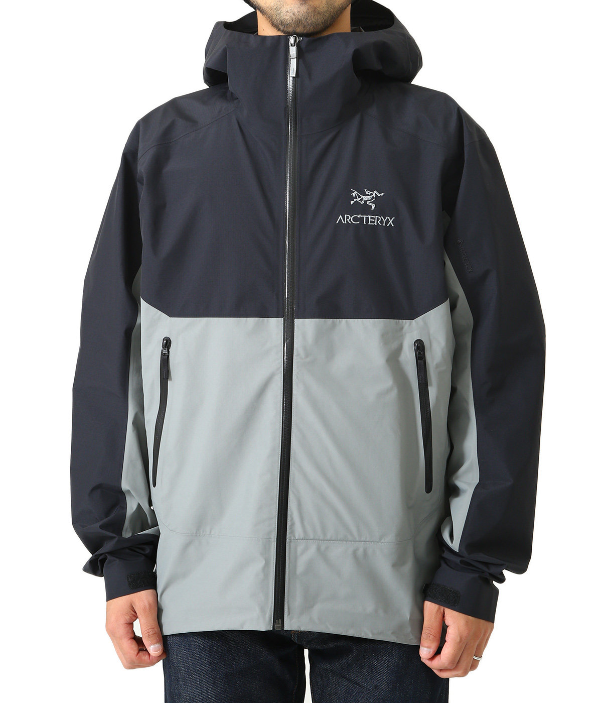 Zeta SL Jacket Mens -SMU/BLACK-