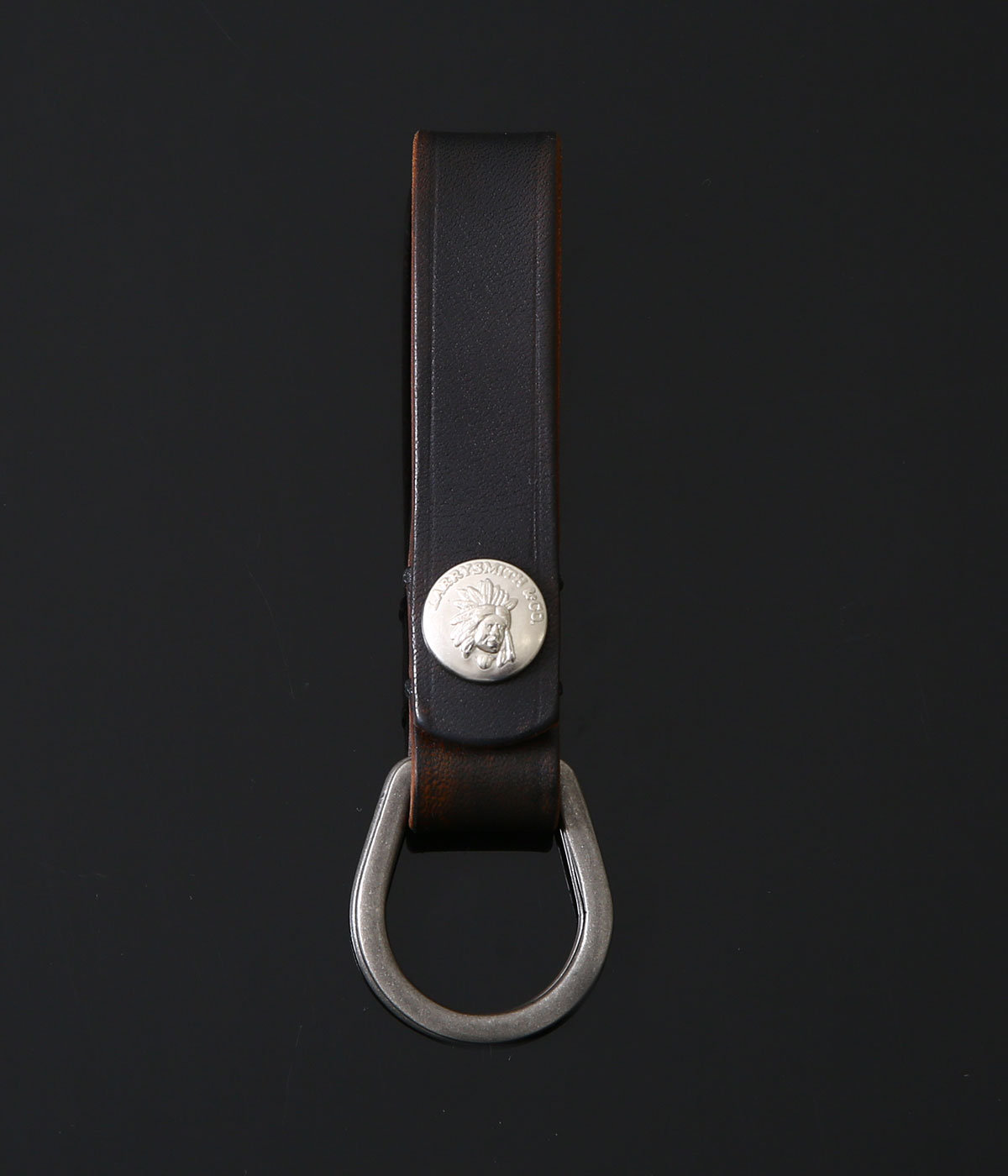 INDIAN BUTTON KEY FOB
