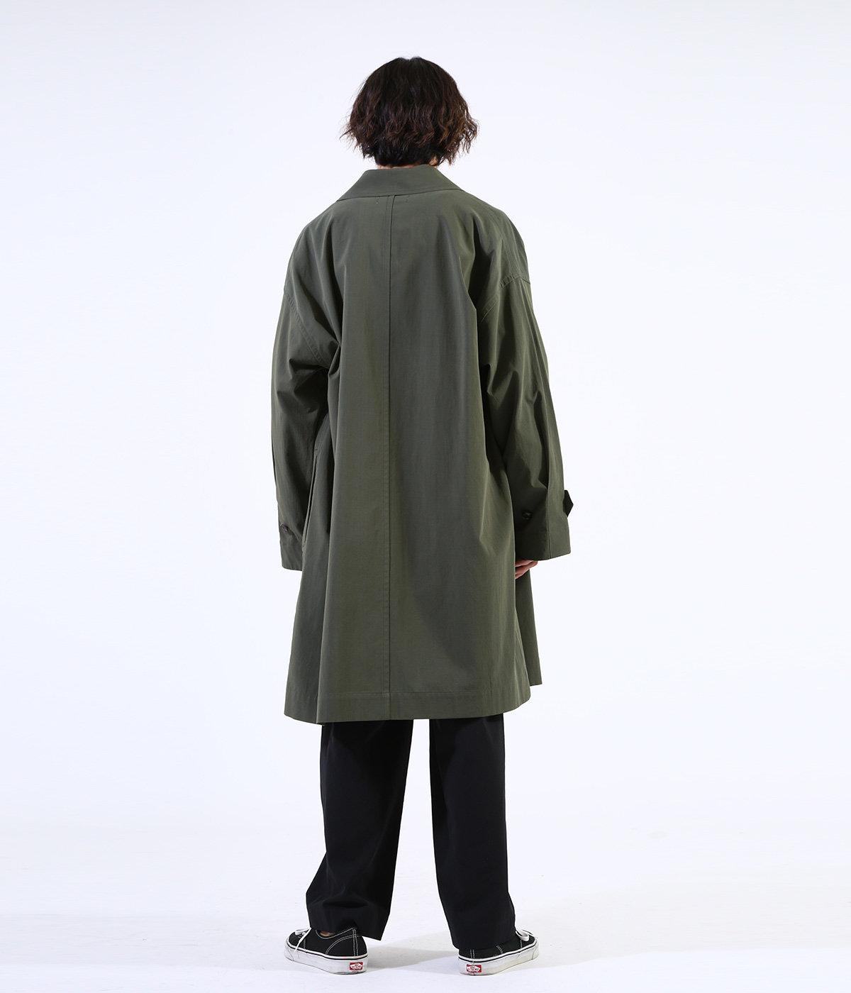 SHIRT COAT - 100/2 gv twill -