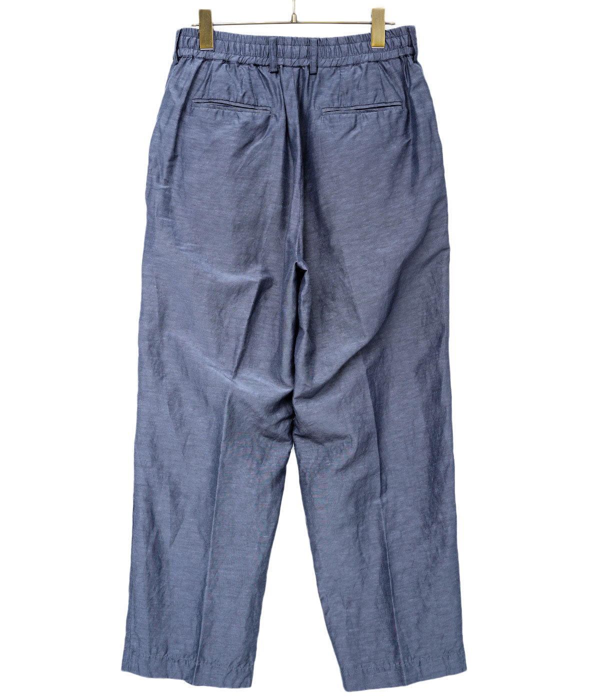 【ONLY ARK】別注3TUCK TAPERED FIT EASY - cu/li/co cloth -