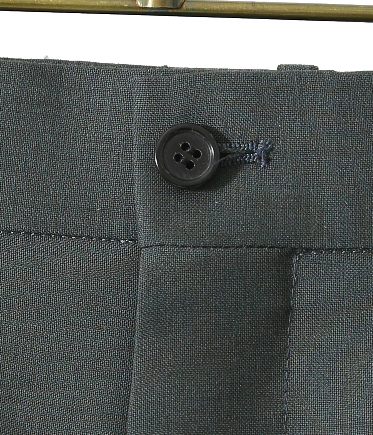 STRAIGHT FIT TROUSERS - w.m tropical -