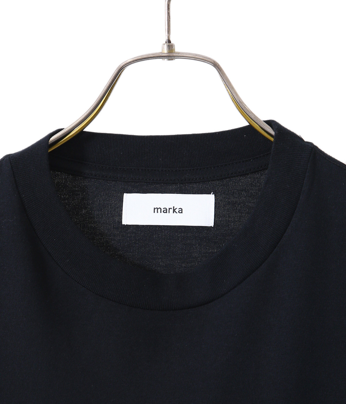 POCKET TEE - 40/2 combed knit -