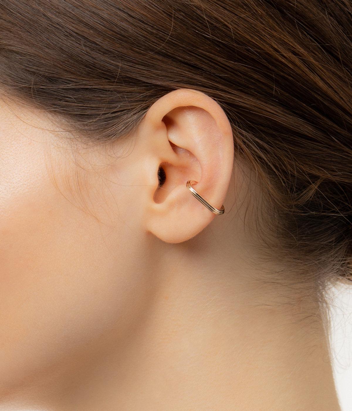 【レディース】Dune Ear Cuff S(イヤーカフ)