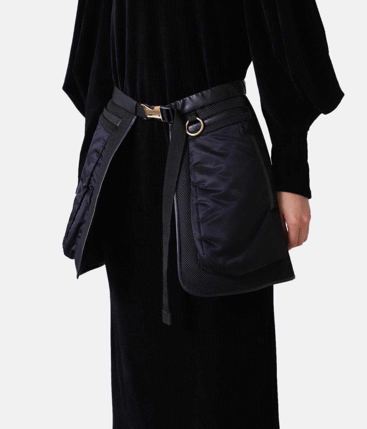 【レディース】Osmanthus Motif Jacquard Skirt Bag