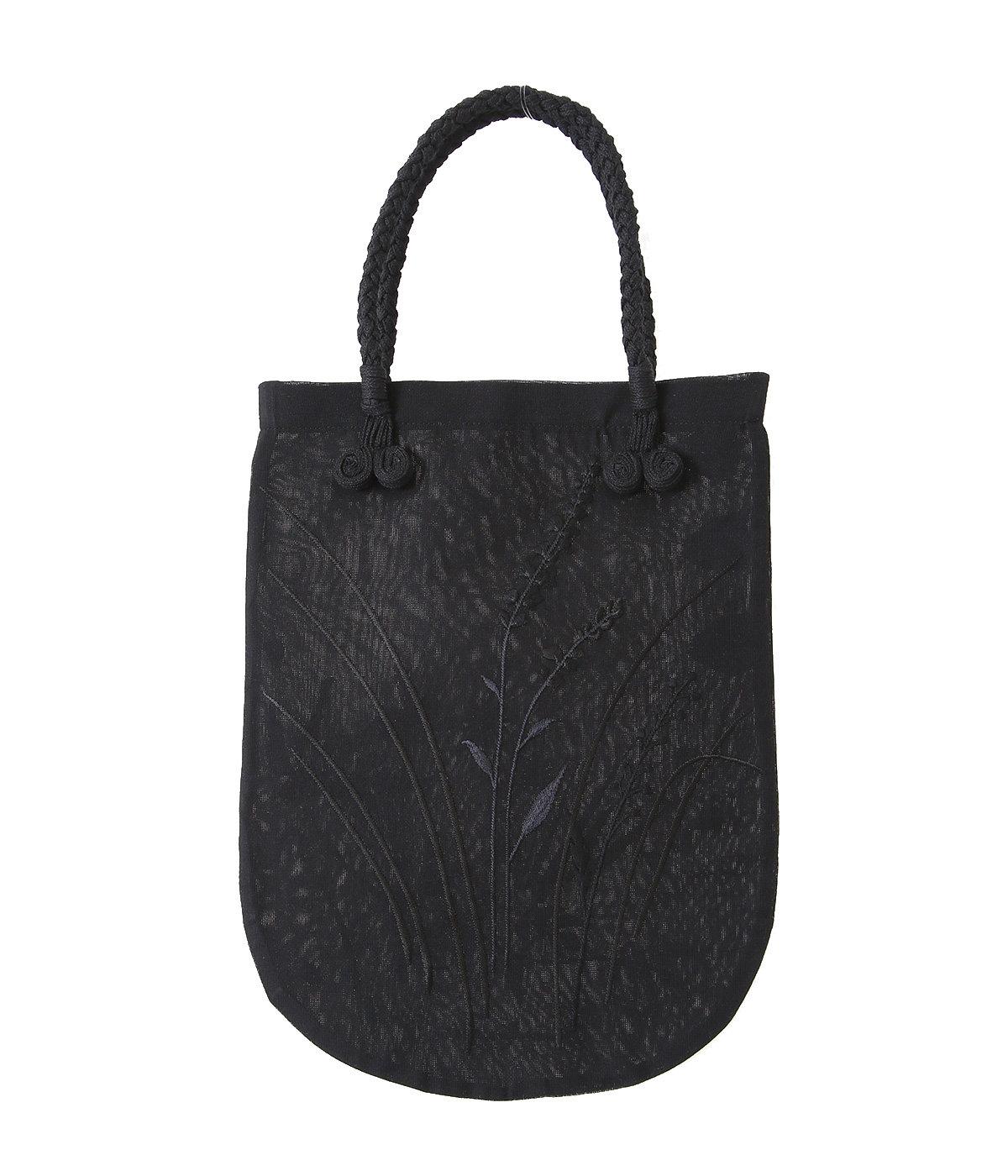 【レディース】Floral Embroidered Mini Handbag