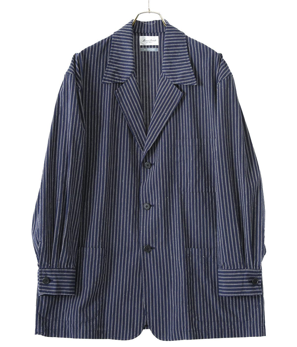 3 Button Shirt Jacket