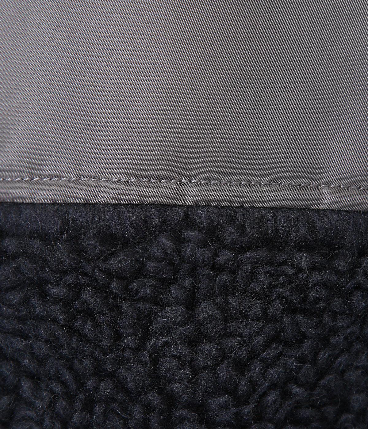 Wool Boa Fleece Denali Jacket