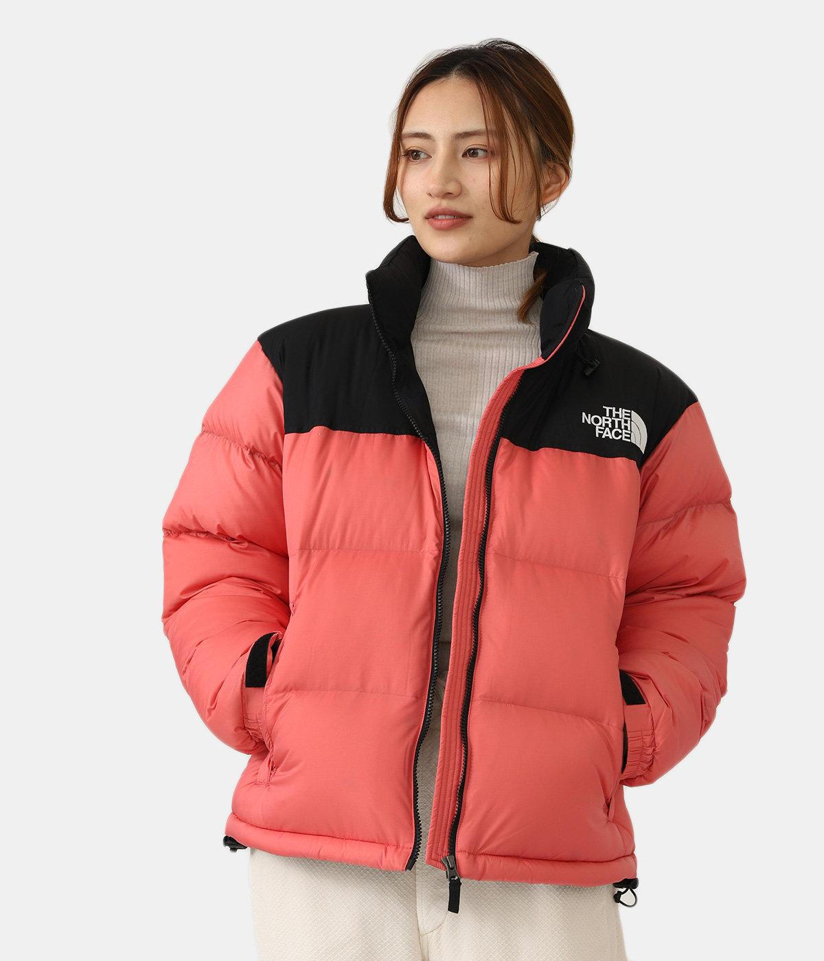 【レディース】Short Nuptse Jacket