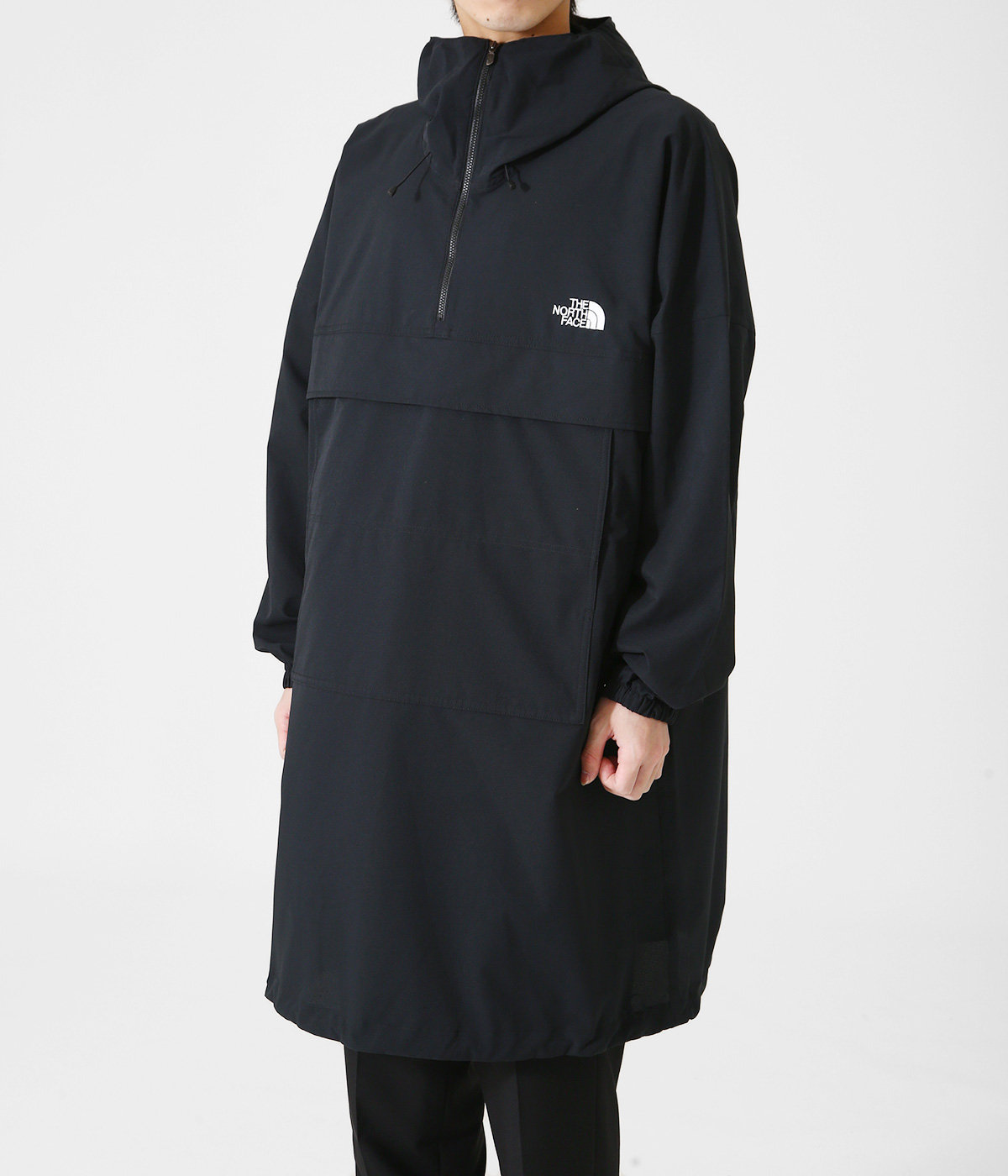 TNF Be Free Long Anorak