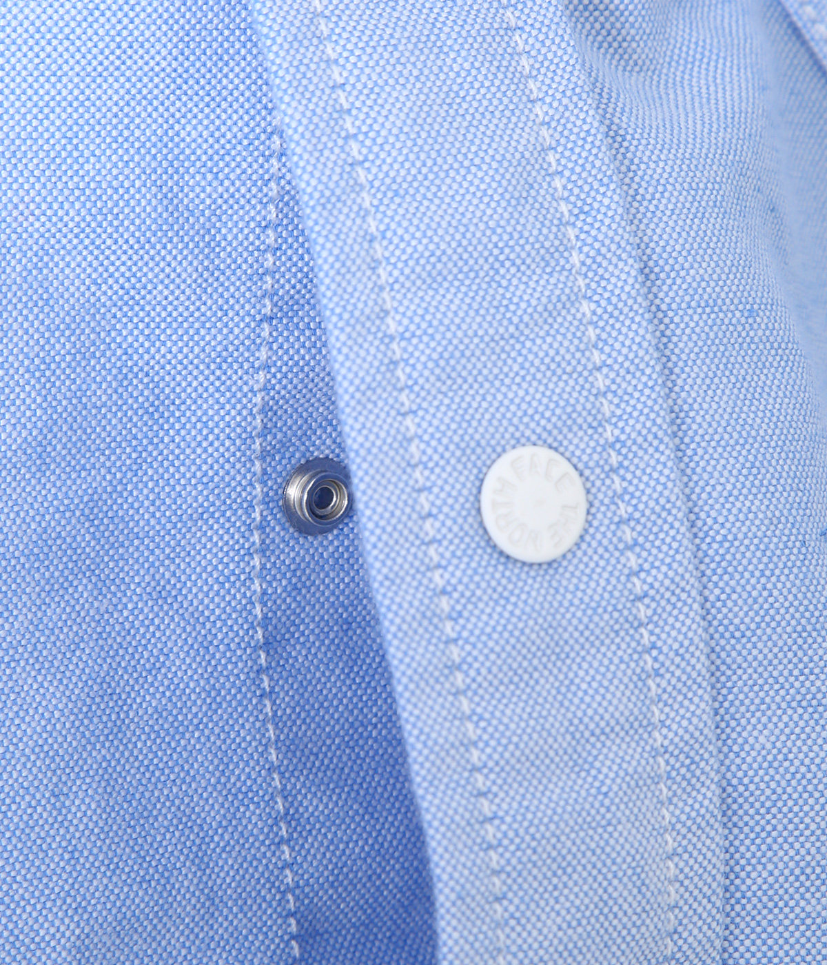 Cotton Polyester OX B.D. Big H/S Shirt