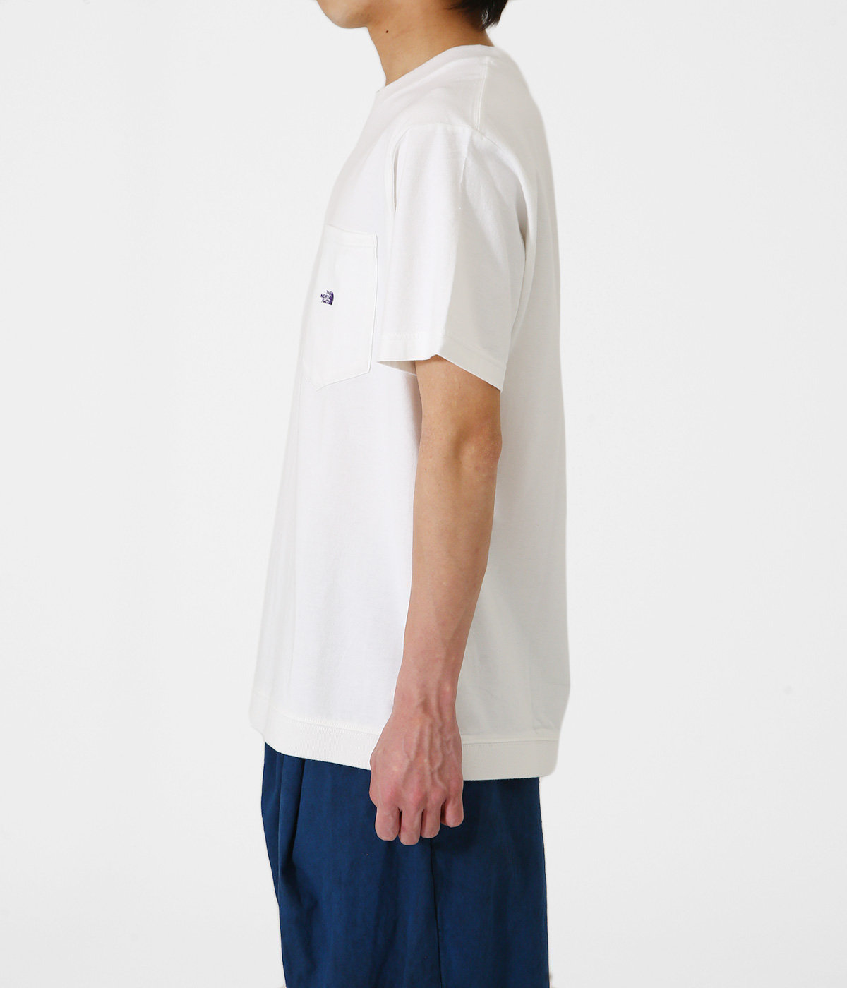High Bulky H/S Pocket Tee