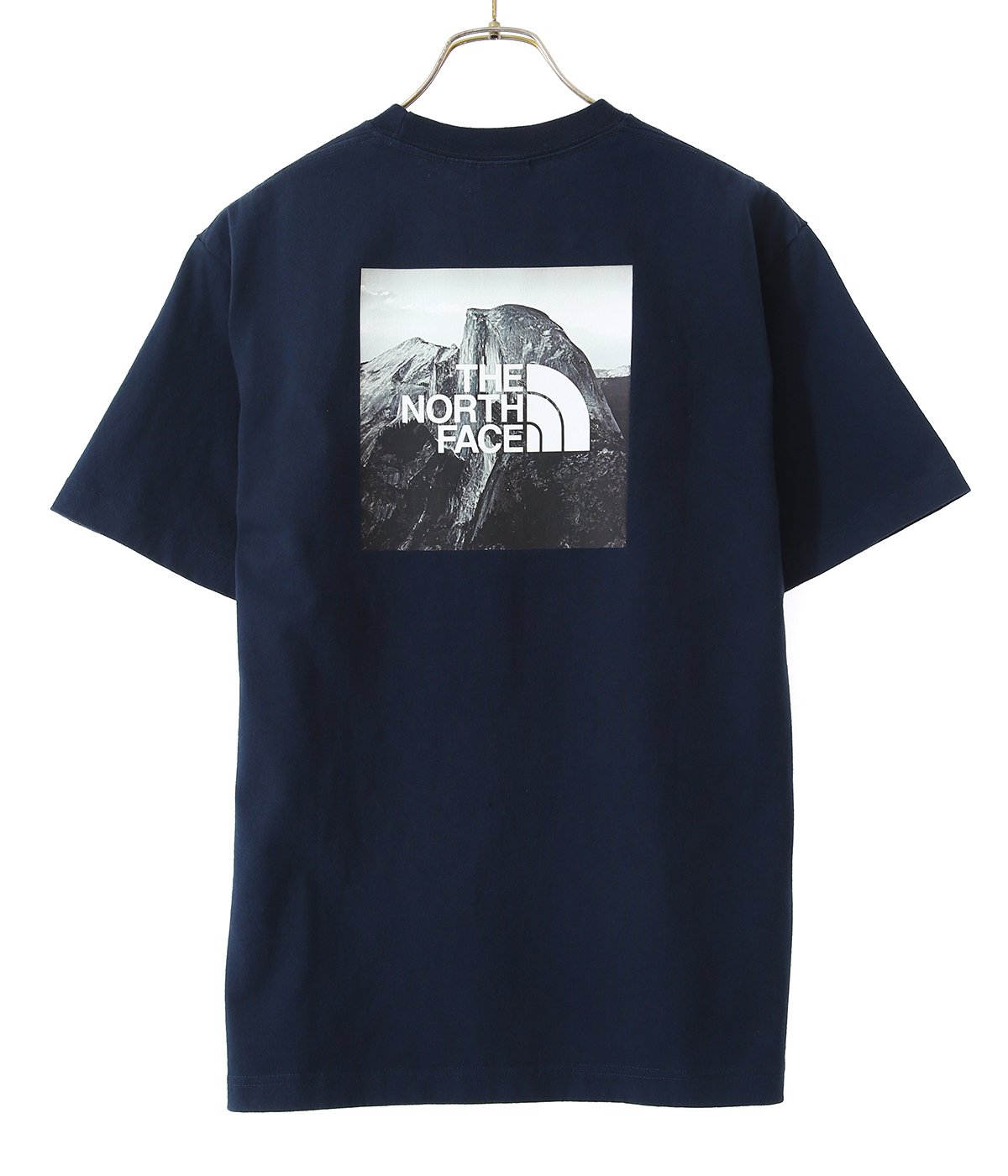 S/S Pictured Square Logo Tee