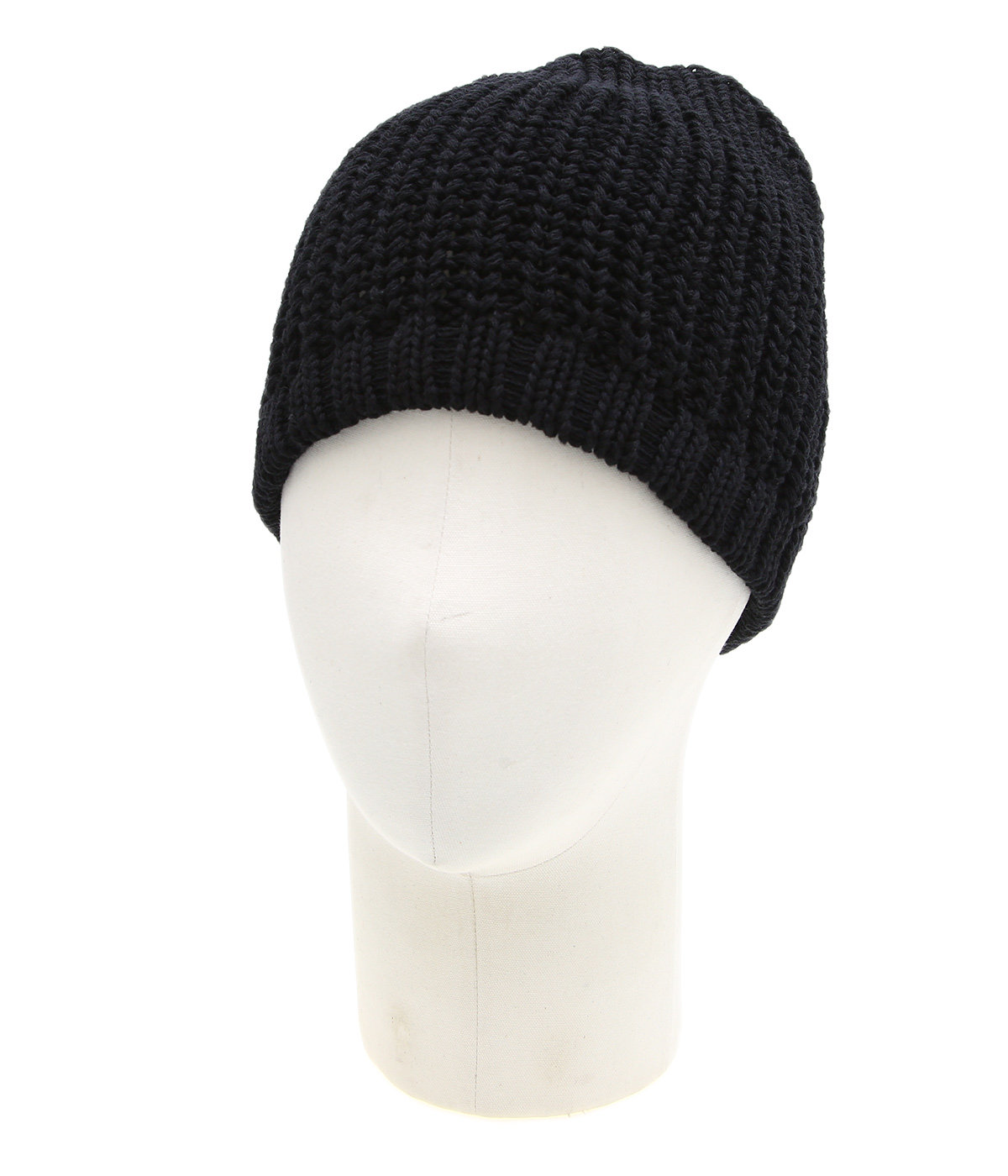 Knit tam - cotton linen lily-yarn-