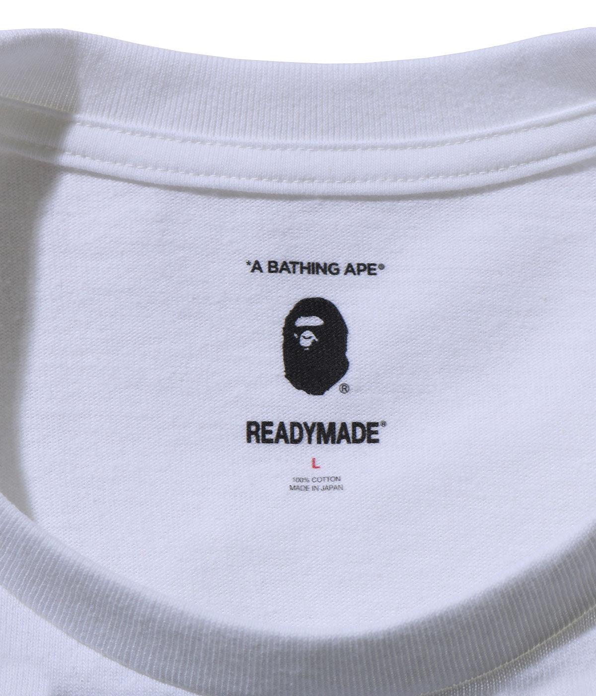 APE×READYMADE 3PC TEES