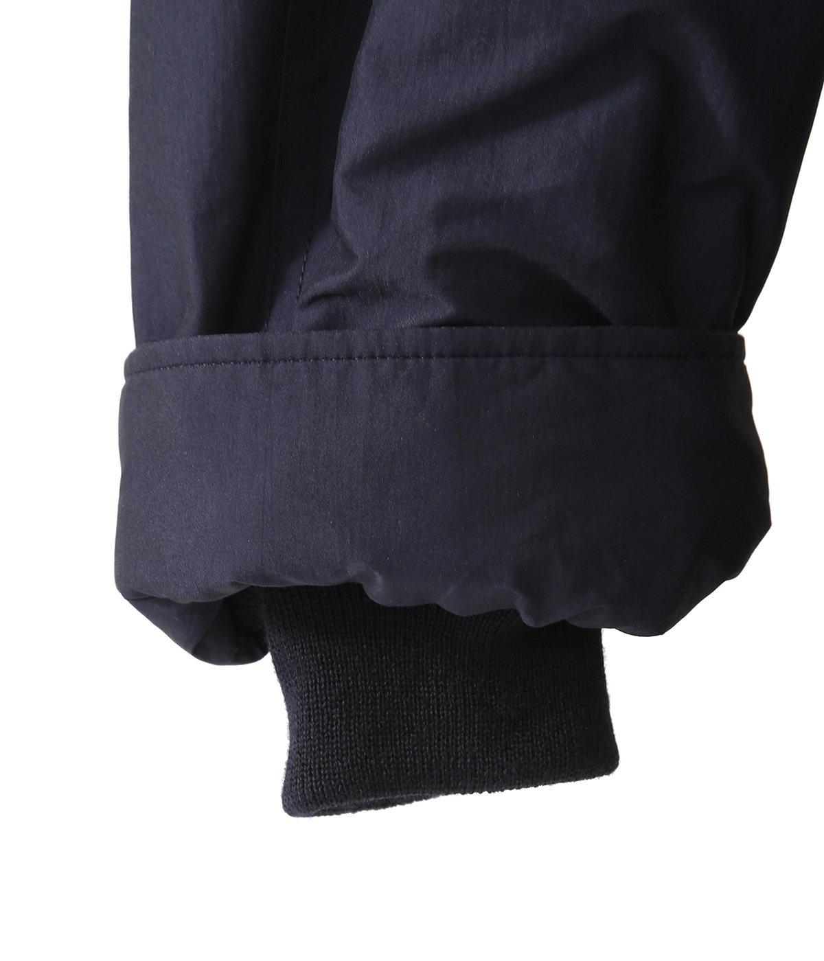 ナイロン ショートジャケット