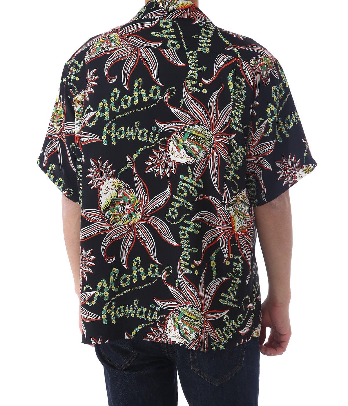 S/S HAWAIIAN SHIRT