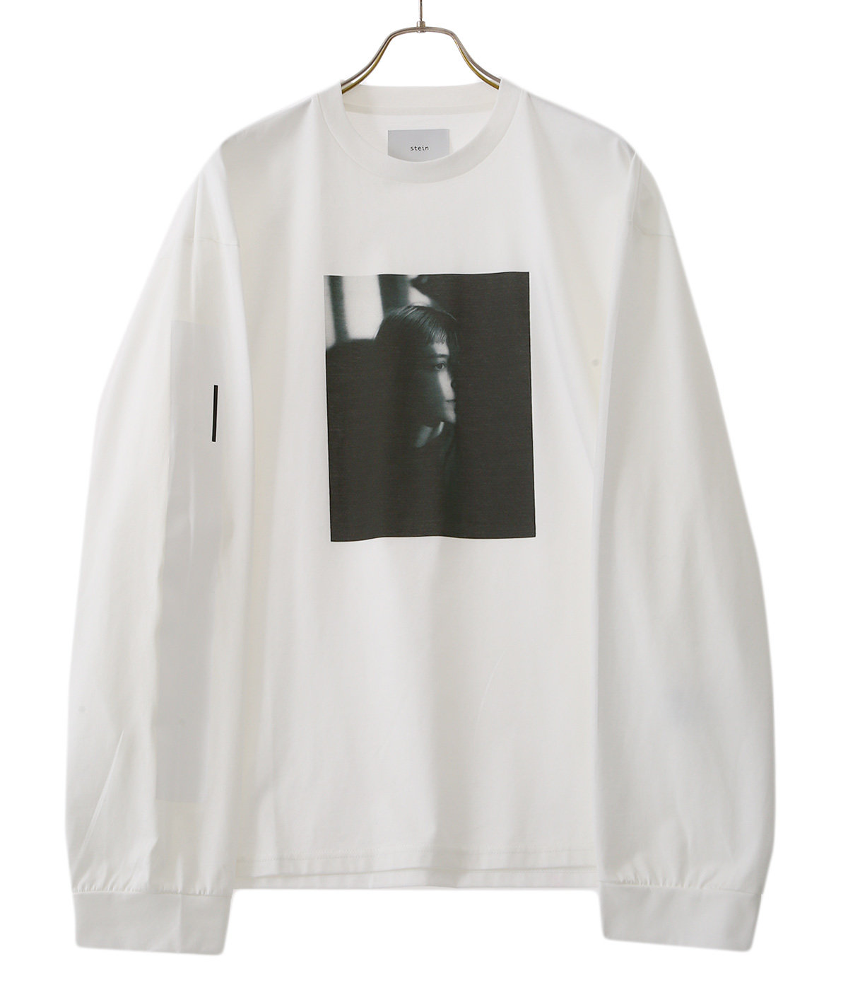 OVERSIZED LONG SLEEVE TEE - PORTLAIT -