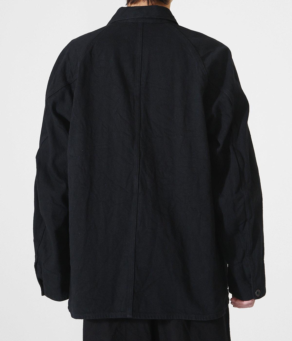 デニム ワークジャケット