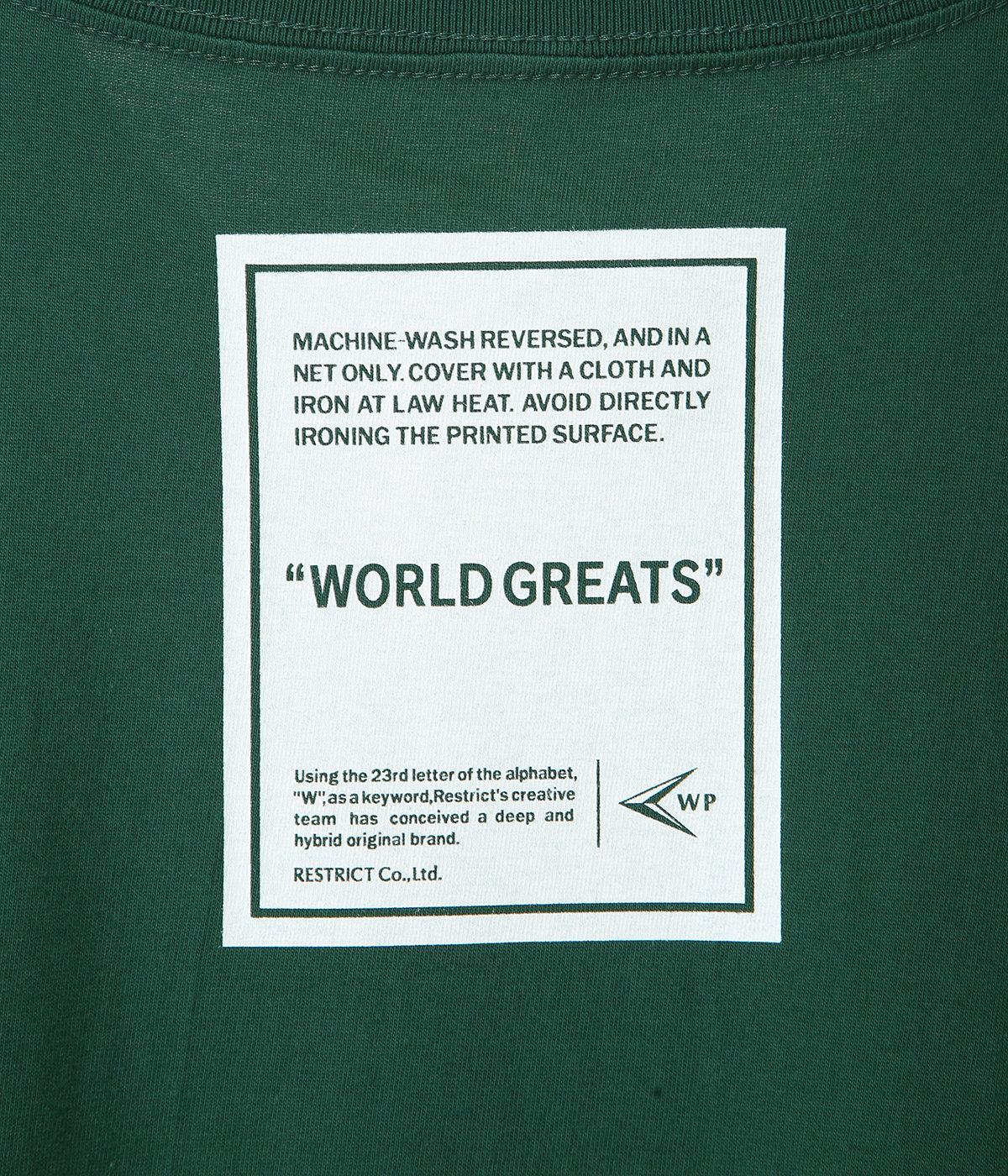 WORLD GREATS B2 T-SHIRTS