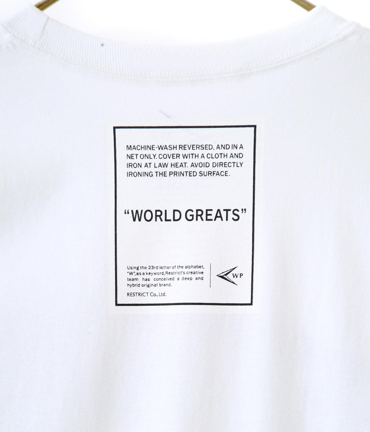 WORLD GREATS B2 L/Tee
