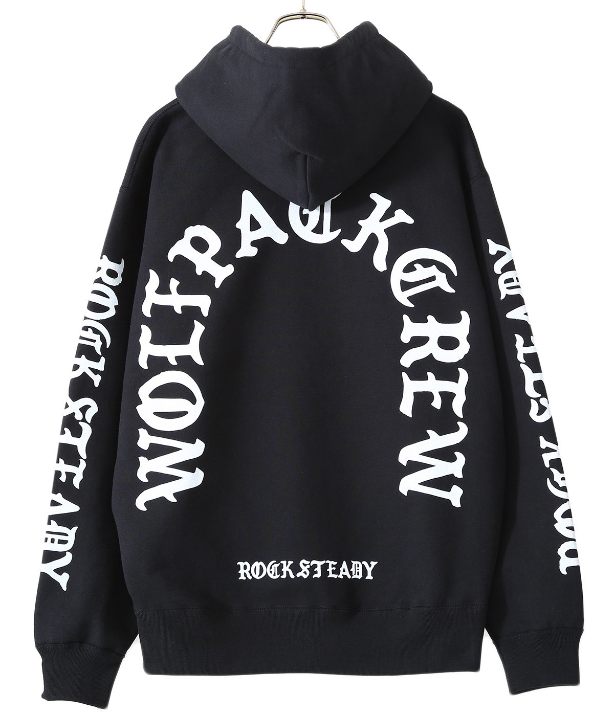 WOLF PACK CREW2 PULL PARKA