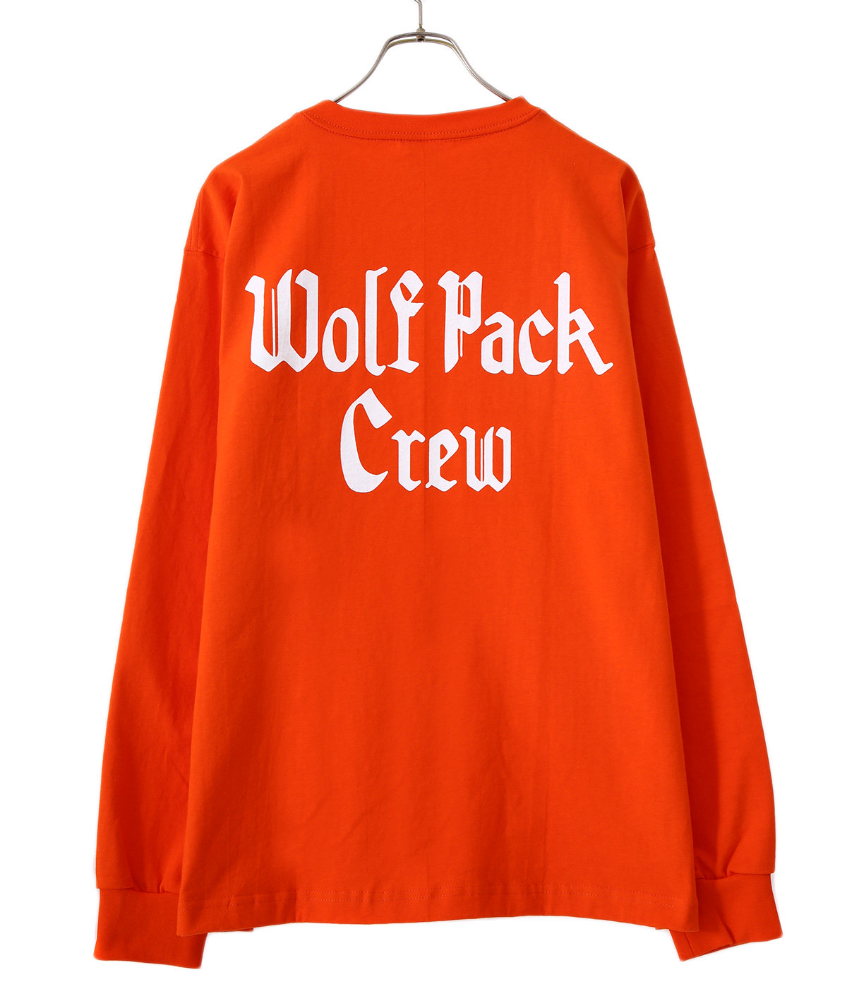 WP×CAMBER WOLF PACK CREW L/Tee